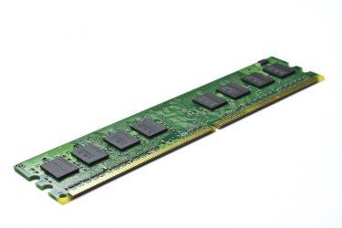メモリチップとモジュールの規格