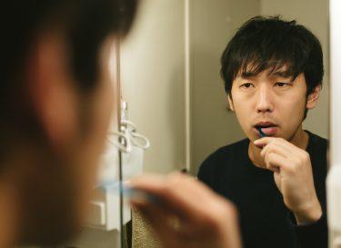 歯を磨けよ〜