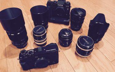Nikon D3x00シリーズ